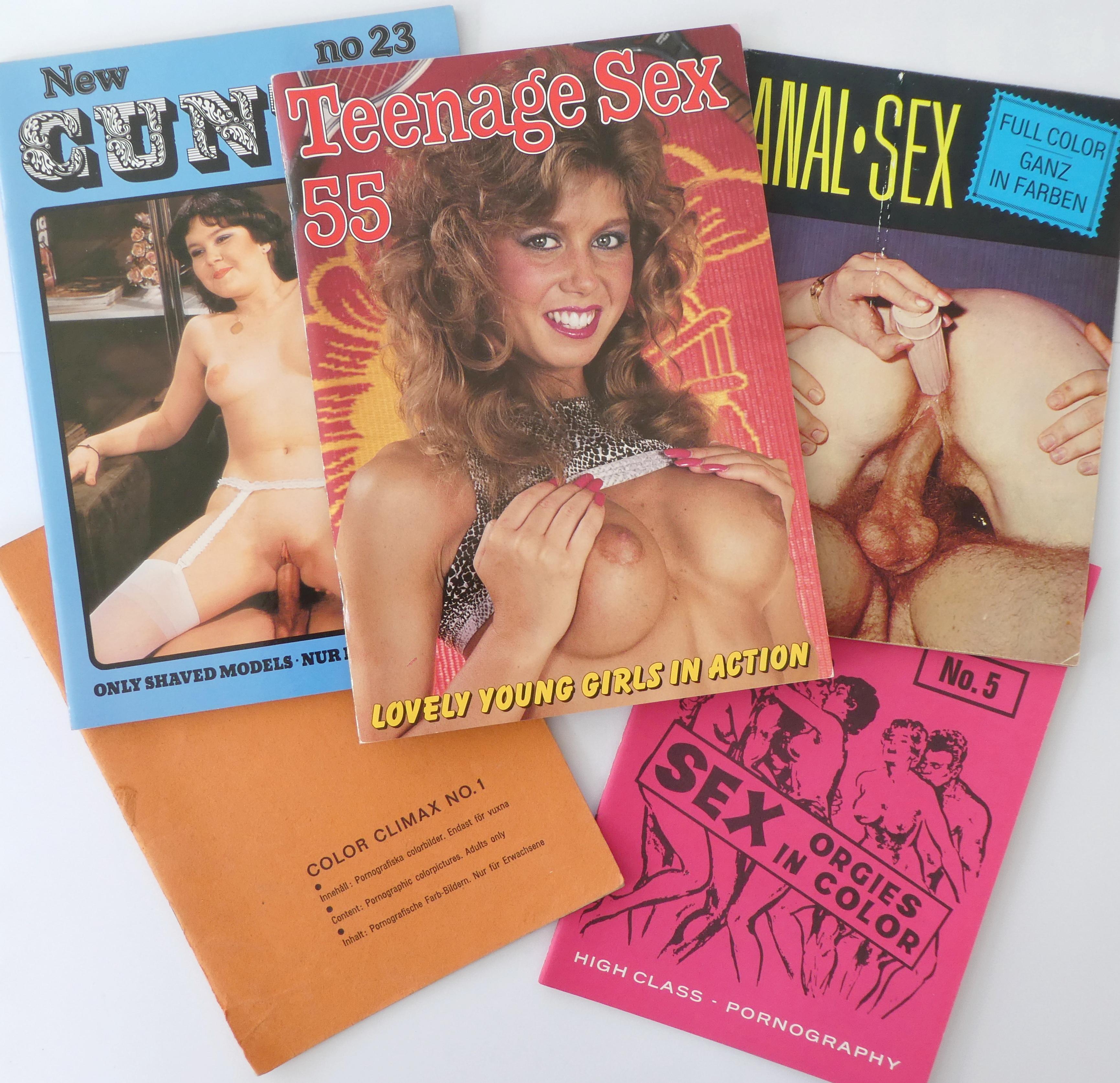 Hardcore CCC magazines